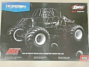 Losi LMT 4WD Solid Axle Monster Truck Roller LOS04022 Brand New!!