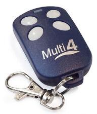 Multi Gr4 Puerta & Garage Door Remoto fob Transmisor