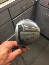 Adams Golf Super S Left Hand 3 Wood Stiff Flex Free Ship