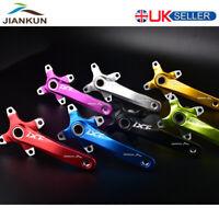 UK Chainset 9/16in Pedal Aluminum Single/Double/Triple 104bcd MTB Bike Crank