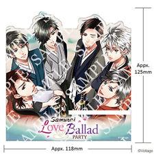 Samurai Love Ballad PARTY: Acrylic Phone Stand Voltage Exclusive