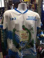 Guatemala Home Soccer Jersey 20/21 Camiseta De Guatemala Men's Size L Only