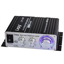 LEPY Lepy LP-V3S Digital Stereo HiFi Audio Amplifier 25w Amplifier Speaker 3.5mm