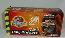 Tony Stewart Jurassic Park Home Depot '01 NASCAR 1:24 Action diecast NRFB 101431