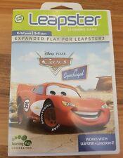LeapFrog Leapster Disney cars pixar Learning Game, 5-8 ans, Phonics, l'orthographe.