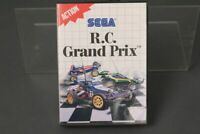 R.C Grand Prix SEGA Master Spiel Action Single One Player PC Spiel Game Retro