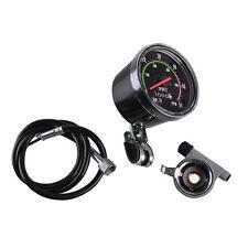 Cycling Bike Bicycle Speedometer Resettable Classic Cycle Odometer Waterproof