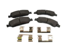 Disc Brake Pad Set Front ACDelco GM Original Equipment 171-1014