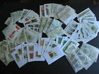 CANADA mostly commemoratives U stock in sales cards,envelopes, est 1,000 stamps
