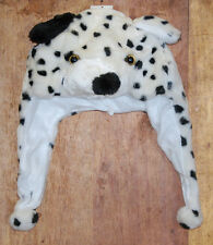 Dalmation Plush-Critter Animal Hat