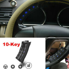 Multi-function Car Steering Wheel Button Remote Control Stereo GPS Navigation