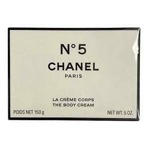 Chanel No'5 The Body Cream 150g Boxed & Sealed