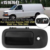 OE Replacement Chevrolet Van//Express Front Driver Side Door Handle Outer Partslink Number GM1310148