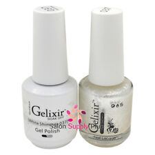 GELIXIR Soak Off Gel Polish Duo Set (Gel + Matching Lacquer) - 037
