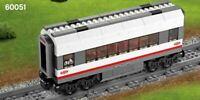 Lego City Passenger Train Railway Middle Carriage, Club Car, 60051 - NEW