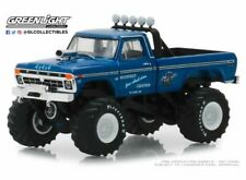 Greenlight 49030A 1/64 1974 FORD F250 MONSTER TRUCK MIDWEST