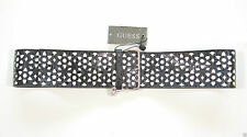 GUESS Faux Leather Wide Belts for Women