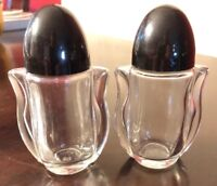 """Promotional, MCM Vintage """"Ponds-Dramatic Results Capsules-Salt & Pepper Shakers"""""""