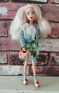 Mattel Myscene Jammin in Jamaica Kennedy Doll 2003 Part Redressed Imperfect
