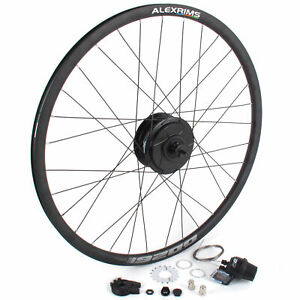 NuVinci N380 CVT 700c Rear Bicycle Complete Wheel// Alex Rims GD26 // Disc Brake