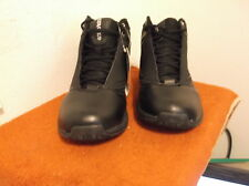 """BRAND NEW  """"STARTER"""" MEN'S BLACK  PAIR OF ATHLETIC SHOES..SIZE..8.5 ..#15"""