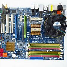 Asrock P45R2000-WIFI ATX LGA775 Motherboard & Intel Core 2 Quad Q9550 @ 2.83 GHz