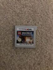 Nintendo 3DS Lego Ninjago Shadow Of Ronin Game No Box