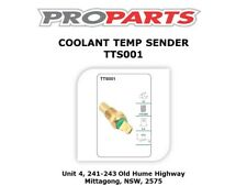 MAZDA RX-7 SERIES 5 1989 ON COOLANT TEMP SENDER FOR GUAGE - TTS001