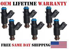 Reman 6x OEM Delphi Fuel Injectors 06/07 Chevy Monte Carlo 3.5/3.9L V6 #12616862