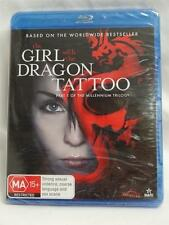 Blu-ray - The Girl with the Dragon Tattoo - Part 1 of the Millennium Trilogy