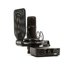 Rode Complete Studio Kit NT1 wtih AI-1 Audio Interface