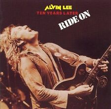 Ten Years Later: Ride On by Alvin Lee (Rock) (CD, Mar-2000, Repertoire)