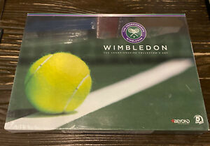 The Wimbledon Championships Collector's Set 2015 5 Dvds Region 4 New & Sealed