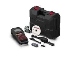 NEW Epson LW-PX700PCD Label Maker & Shrink Tube Printer Bundle