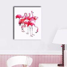 60×70×3cm Flamingos Canvas Prints Giclee Framed Wall Art Home Decor Painting
