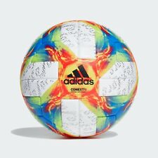 Adidas Conext 19 European Qualifiers Official Game Ball Size 5 Soccer Ball
