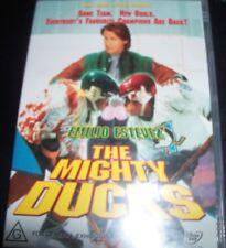 The Mighty Ducks 1 (Emilio Estevez) Disney (Australia Region 4) DVD - NEW