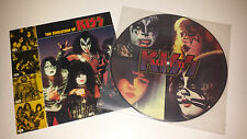Kiss: alive 2 picture disc plus booklet