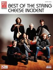 Best of the String Cheese Incident Sheet Music Play It Like It Is Book 002500996