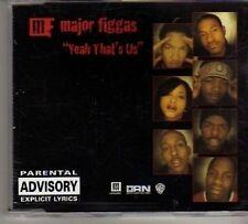 (BN938) Major Figgas, Yeah That's Us - 2000 CD