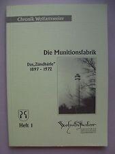 Wasser und Straßen Quellen Wege Wolfahrtsweier Heft 2 1996 Karlsruhe Wetterbach