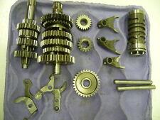 #3304 Kawasaki KX60 KX 60 Transmission & Misc. Gears / Shift Drum & Forks