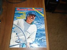 Sports Illustrated 1977 Ted Turner Cover/ Steve Cauthen