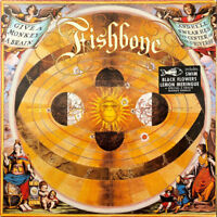 LP 33 Fishbone Give A Monkey A Brain..And He'll Swear He's The Center Of The..