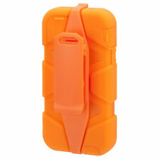 Silicone/Gel/Rubber Clip Cases for Apple Phones