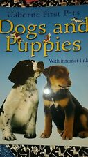 Dogs and Puppies by Usborne Publishing Ltd (Paperback, 2004) brand new book