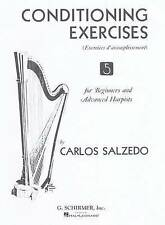 Conditioning Exercises for Beginners and Advanced Harpists: Harp Method (Harp So