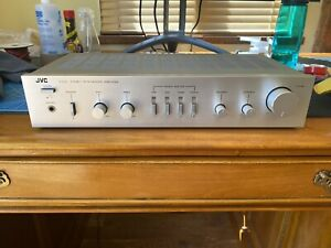 JVC A-10X Vintage Stereo Integrated Amplifier Amp Hifi Separate Made in Japan