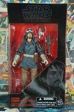 2016 Star Wars Black Series Captain Cassian Andor #23 Action Figure (In Hand)