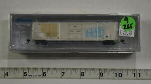Lot 9-265 * N Scale Athearn 24793 57' FGE Reefer, TPIX #138